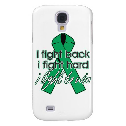 Liver Disease I Fight Back Galaxy S4 Covers