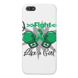 Liver Disease I Fight Like a Girl With Gloves Case For iPhone 5