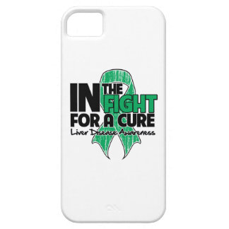 Liver Disease In The Fight For a Cure iPhone 5 Case
