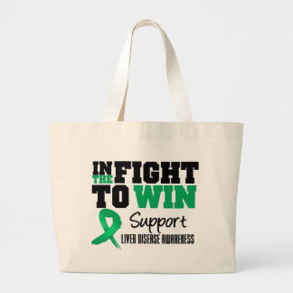 Liver Disease In The Fight To Win Tote Bags