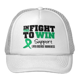 Liver Disease In The Fight To Win Mesh Hat
