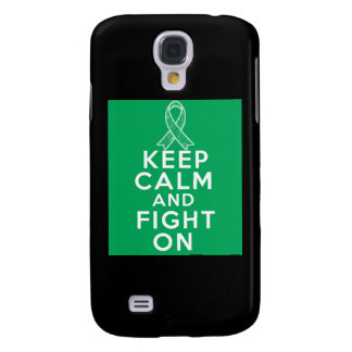 Liver Disease Keep Calm and Fight On Samsung Galaxy S4 Covers