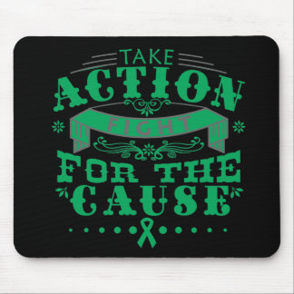 Liver Disease Take Action Fight For The Cause Mousepads