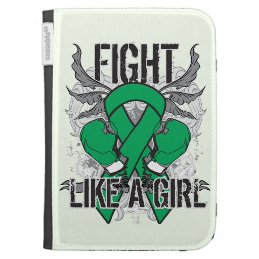 Liver Disease Ultra Fight Like A Girl Kindle 3 Cases