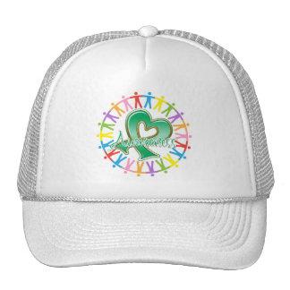 Liver Disease Unite in Awareness Trucker Hats