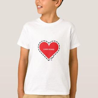 Liver Donee Kids' T-Shirt