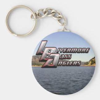 Livermore Bass Anglers Official keychain