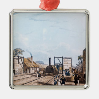 Liverpool and Manchester Railway: Christmas Ornament