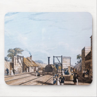 Liverpool and Manchester Railway: Mouse Mat