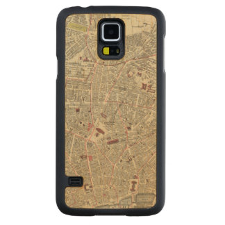 Liverpool Carved Maple Galaxy S5 Case