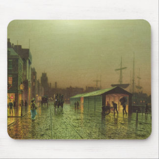 Liverpool Docks Mouse Mat