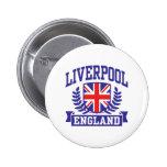 Liverpool England Pinback Button