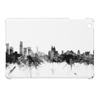 Liverpool England Skyline iPad Mini Case