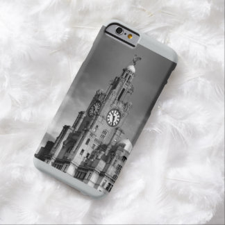 Liverpool Liver Building iPhone 6 Case