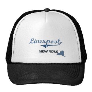 Liverpool New York City Classic Hats