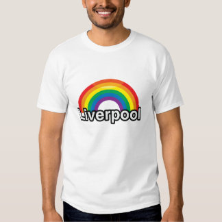 LIVERPOOL PRIDE RAINBOW -.png T Shirt