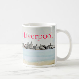 Liverpool - Skyline Coffee Mug