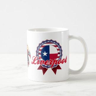 Liverpool, TX Mug