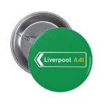 Liverpool, UK Road Sign Pins
