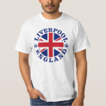 Liverpool Vintage UK Design Tshirts