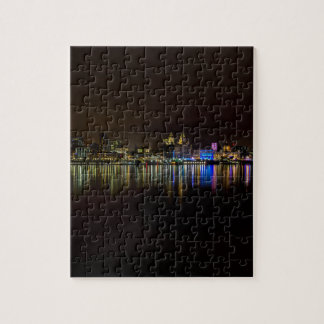 Liverpool Waterfront Puzzle