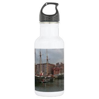 Liverpool's Albert Dock 532 Ml Water Bottle