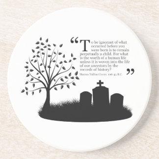 Lives Of Our Ancestors Coaster