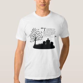 Lives Of Our Ancestors T-shirts