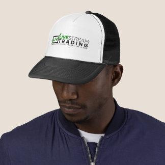 LiveStream Trading Trucker Hat