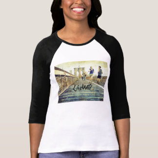 LiveWild Vintage Bridge T-Shirt