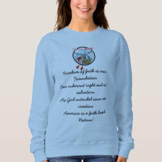 Livin' in an ALU Sweatshirt