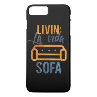 Livin' la vida sofa iPhone 7 plus case