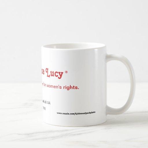 Livin' Like Lucy Mug