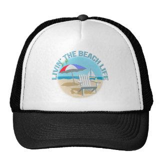Livin' the Beach Life Mesh Hat