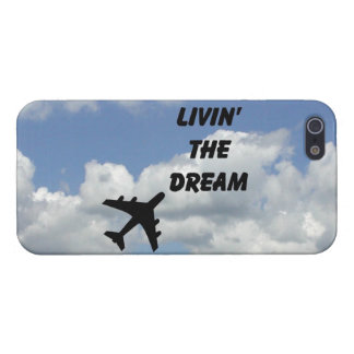 Livin' the Dream iPhone 5/5S Cover