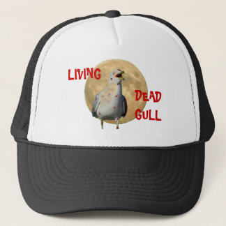 Living Dead Gull Trucker Hat