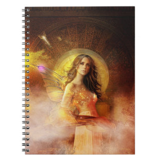Living Fairy Tales Spiral Notebook