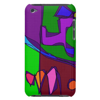 Living Forest iPod Touch Case-Mate Case