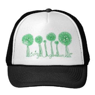 Living Green Trucker Hats