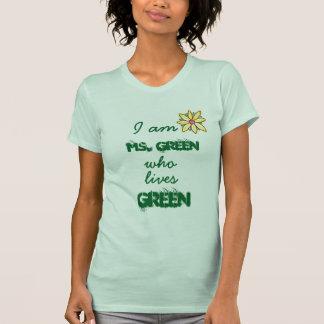 Living Green T - Shirt