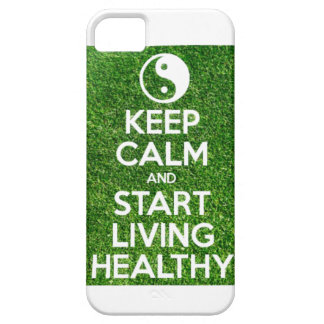 LIVING HEALTHY iPhone 5 COVERS