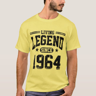 Living Legend Since 1964 T-Shirt