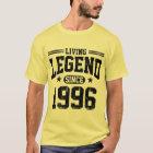 Living Legend Since 1996 T-Shirt