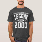 Living Legend Since 2000 T-Shirt
