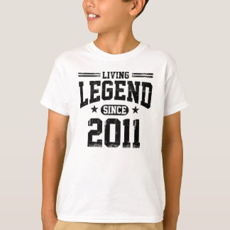 Living Legend Since 2011 T-Shirt