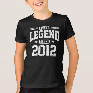 Living Legend Since 2012 T-Shirt