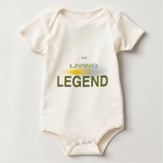 Living Legend Unique Designs Baby Bodysuit