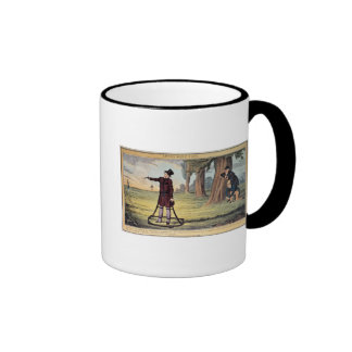 Living Made Easy; duelling apparatus Mug