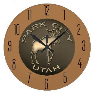 Living on Park City Time Clock