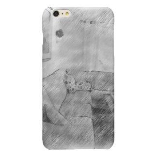 Living room iPhone 6 plus case
